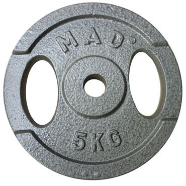 """Fitness-Mad 1"""" Barbell Weight Plates 