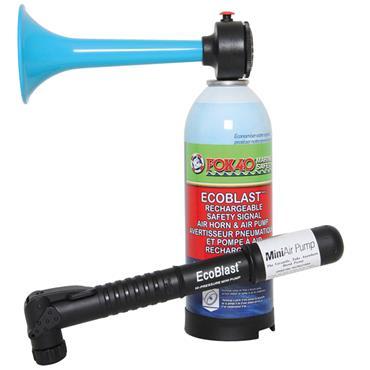 Fox 40 Ecoblast Air Horn + Pump