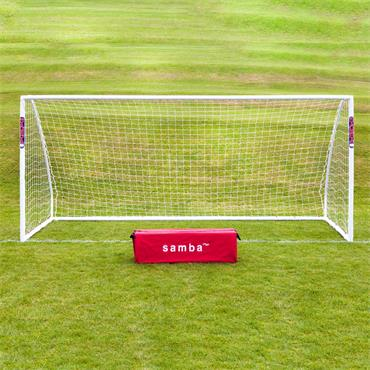 Football Soccer Match Goal | 16ft x 7ft | White