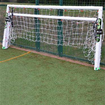 PlayFast Goals | 8ft x 4ft | White