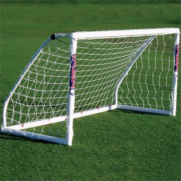 Match Goal Locking | 8ft x 4ft | White