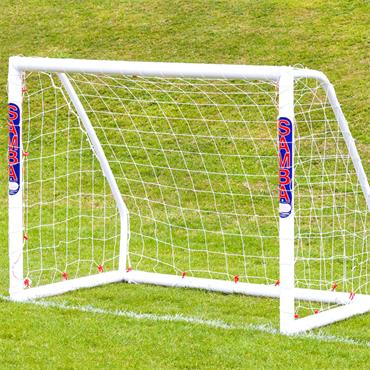 Junior Match Garden Goal | 5ft x 4ft | White