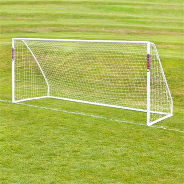 Match Goal | 16ft x 6ft | White