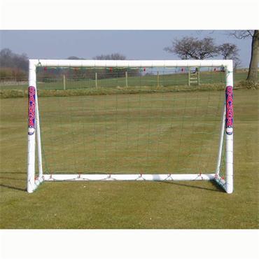 Football Soccer Locking Goal | 6ft x 4ft | Green