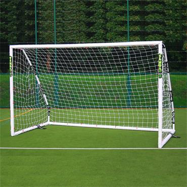 Mitre Playfast Goals | 6ft x 5ft | White