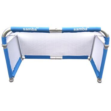 Football Soccer Folding Goal | 6ft x 4ft | White