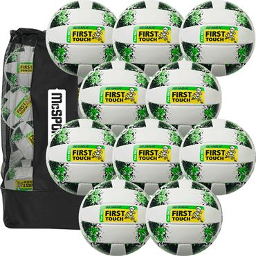 First Touch Gaelic Football U8's | 10 Pack + Bag