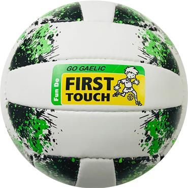 First Touch Gaelic Football Size 3 | U8's