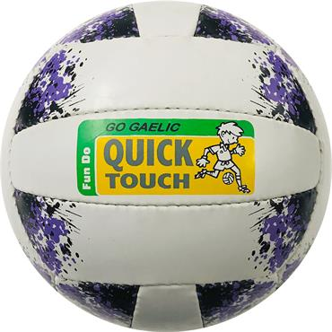 Quick Touch Gaelic Football U10's | 10 Pack + Bag