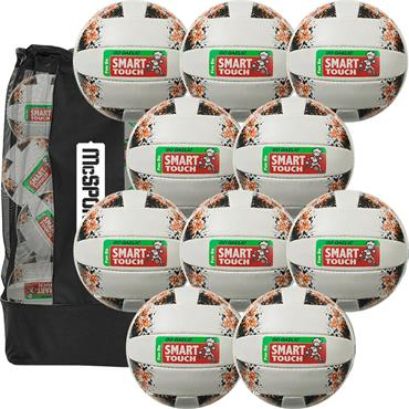 Smart Touch Gaelic Football U12's | 10 Pack + Bag