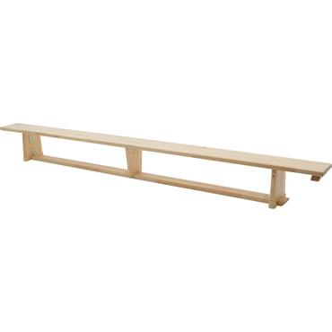 Coma Sports 3m Wooden Gymnastics Bench