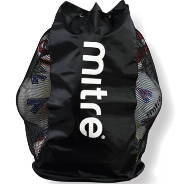 Mitre 12 Ball Mesh Ball Bag