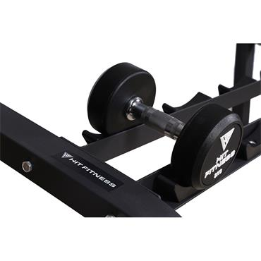 Hit Fitness Three Layers Dumbbell Rack | 15 Pair