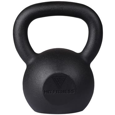 Hit Fitness Powder Coated Kettlebell | 8kg