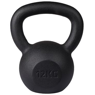 Hit Fitness Powder Coated Kettlebell | 12kg