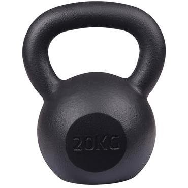 Hit Fitness Powder Coated Kettlebell | 20kg
