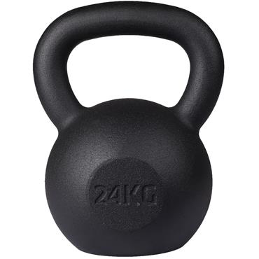 Hit Fitness Powder Coated Kettlebell | 24kg