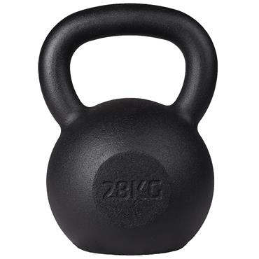 Hit Fitness Powder Coated Kettlebell | 28kg
