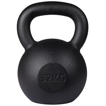 Hit Fitness Powder Coated Kettlebell | 32kg