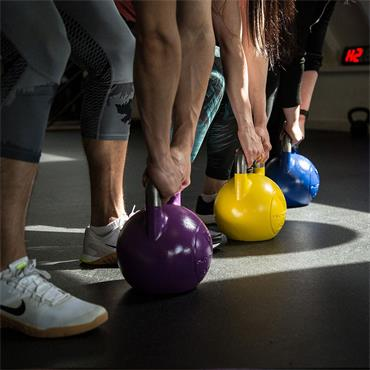 Hit Fitness Steel Competition Kettlebell   20kg