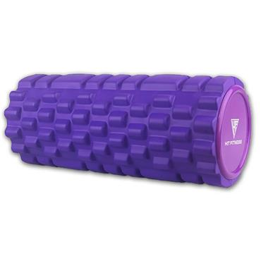 Hit Fitness Foam Roller | Purple