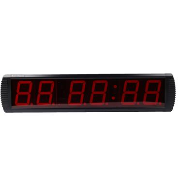 Hit Fitness Gym Clock Timer One Colour