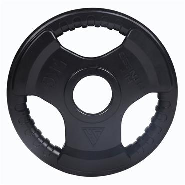 Hit Fitness Rubber Radial Olympic Weight Discs | 2.5 kg