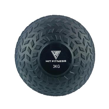 Hit Fitness Slam Ball With Grips | 3kg