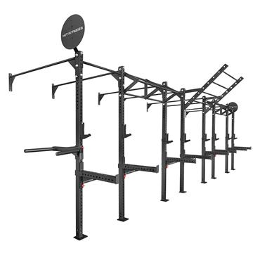 Hit Fitness Wall Mounted Rig