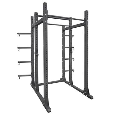 Hit Fitness Commercial Rack With Plate Storage