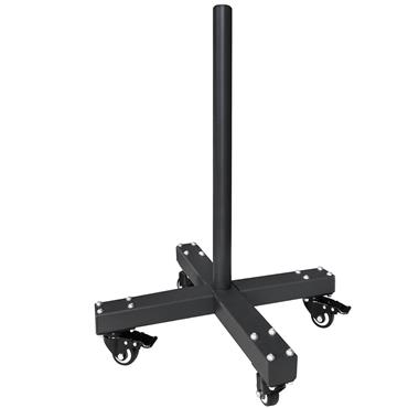 Hit Fitness Bumper Plate Storage Trolley