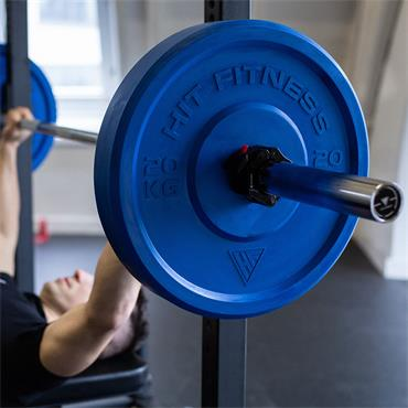 Hit Fitness Home Olympic Weight Bar | 7ft