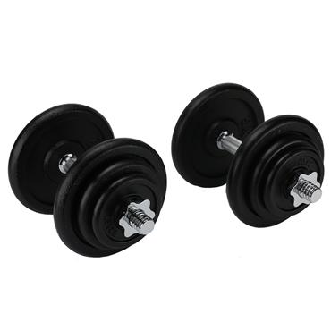 Hit Fitness 40kg Dumbbell Kit