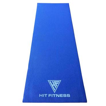 Yoga / Stretch Mat With Strap | 4mm (Blue)