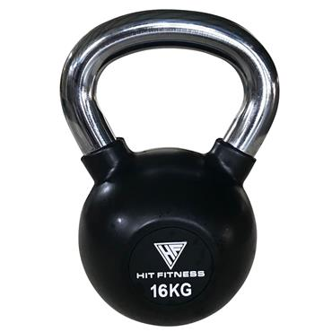 Kettlebell with Chrome Handle | 16KG