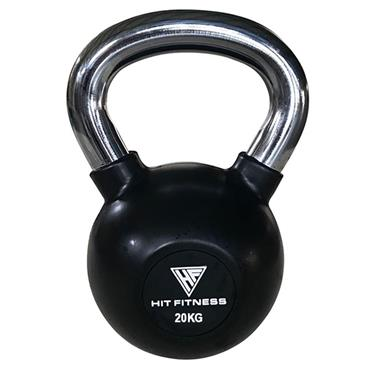 Kettlebell with Chrome Handle | 20KG