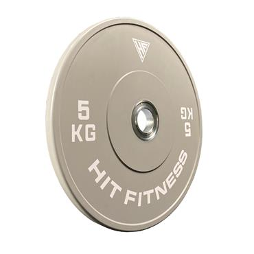Olympic Competition Bumper Plate | 5KG