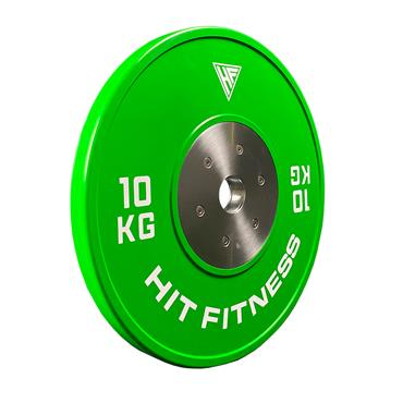 Olympic Competition Bumper Plate | 10KG