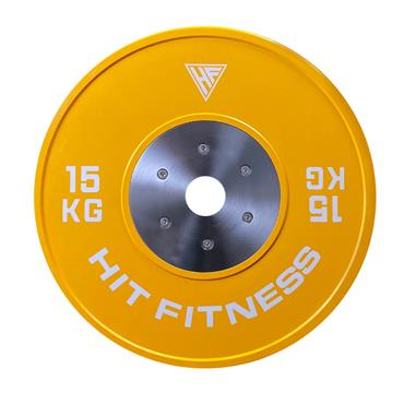 Olympic Competition Bumper Plate | 15KG