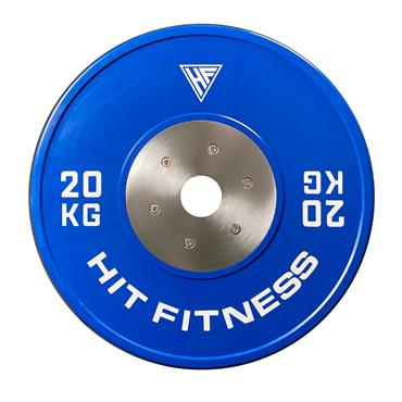 Olympic Competition Bumper Plate | 20KG