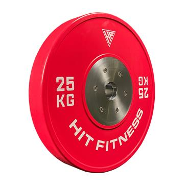 Olympic Competition Bumper Plate | 25KG