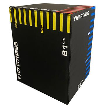 Commercial 3-in-1 Plyometric Box