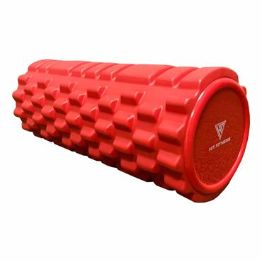 Hit Fitness Red Foam Roller
