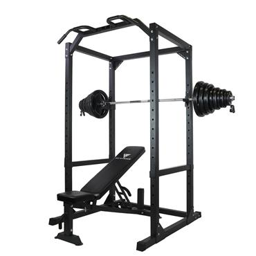 Hit Fitness Premium Package with 145kg Olympic Rubber Radial Barbell Kit