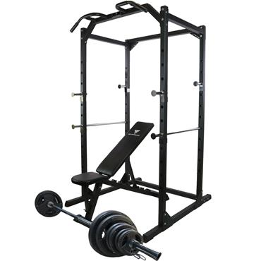 Cast Iron Essential Strength Pack | 145KG