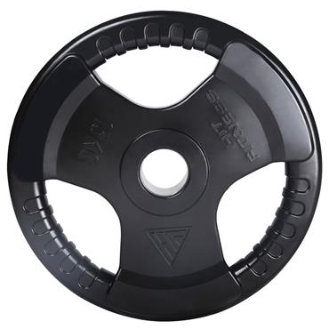Hit Fitness Olympic Rubber Radial Set 165kg