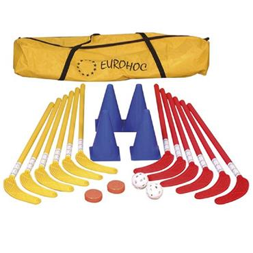 Junior Eurohoc Hockey Set