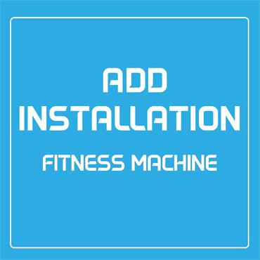 Home Installation / Assembly (Fitness Machine)
