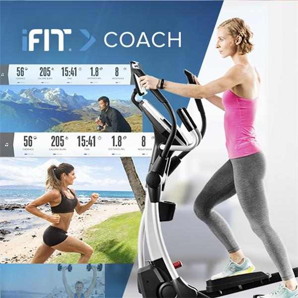 iFit® Coach™ Membership with Google Maps™ | 1 Year