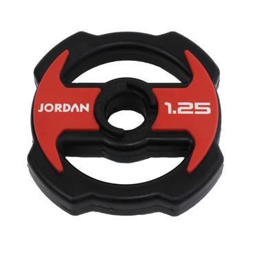 Jordan Fitness Ignite V2 Urethane Studio Barbell Set
